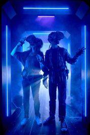 The e-tron room: the Future Paradox. Audi