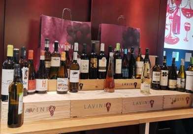 Los vinos D.O. Rueda, protagonistas en abril en Lavinia