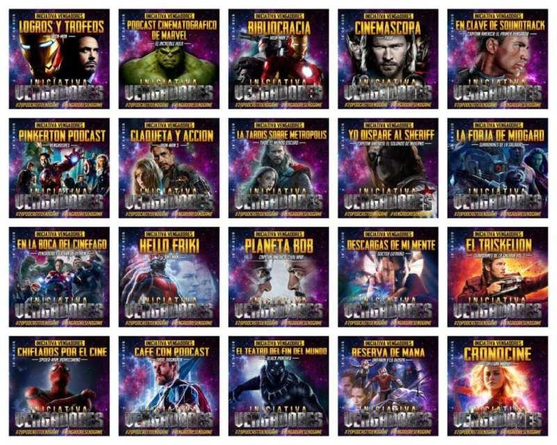 photo 2019 04 17 20 10 54 1024x818 - Iniciativa Vengadores Podcast: Road to Vengadores: Endgame