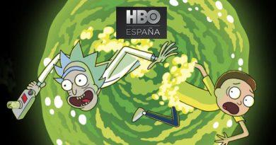 HBO España y TNT estrenan RICK Y MORTY