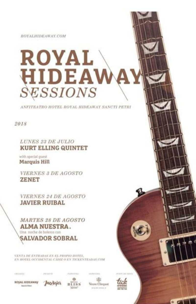 screenshot 20180719 0153154221346947262904588 - Royal Hideaway Sessions, un nuevo festival intimista que debuta con Kurt Elling en su cartel