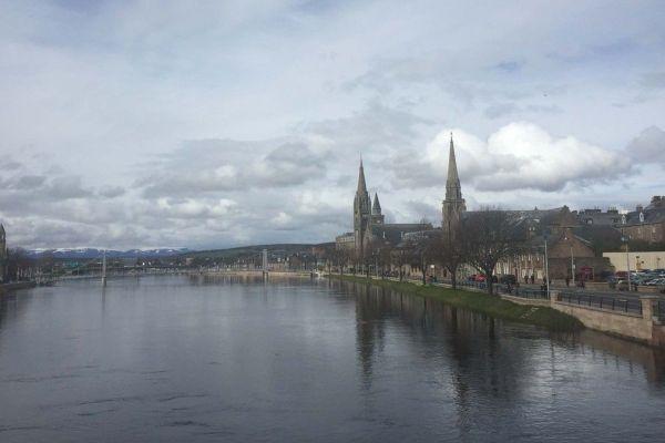 Escocia en coche: Loch Ness, Plodda Falls, Inverness