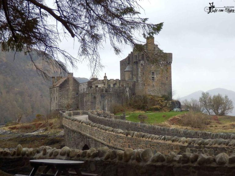 Castillo de Eilean Donan