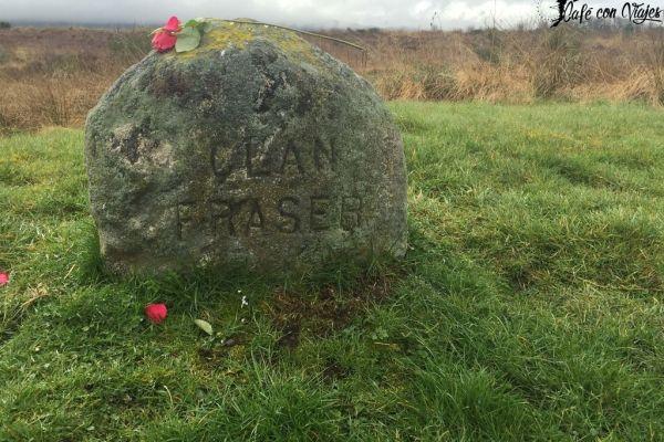 Escocia en coche: Culloden, Kinloch Rannoch, Pitlochry