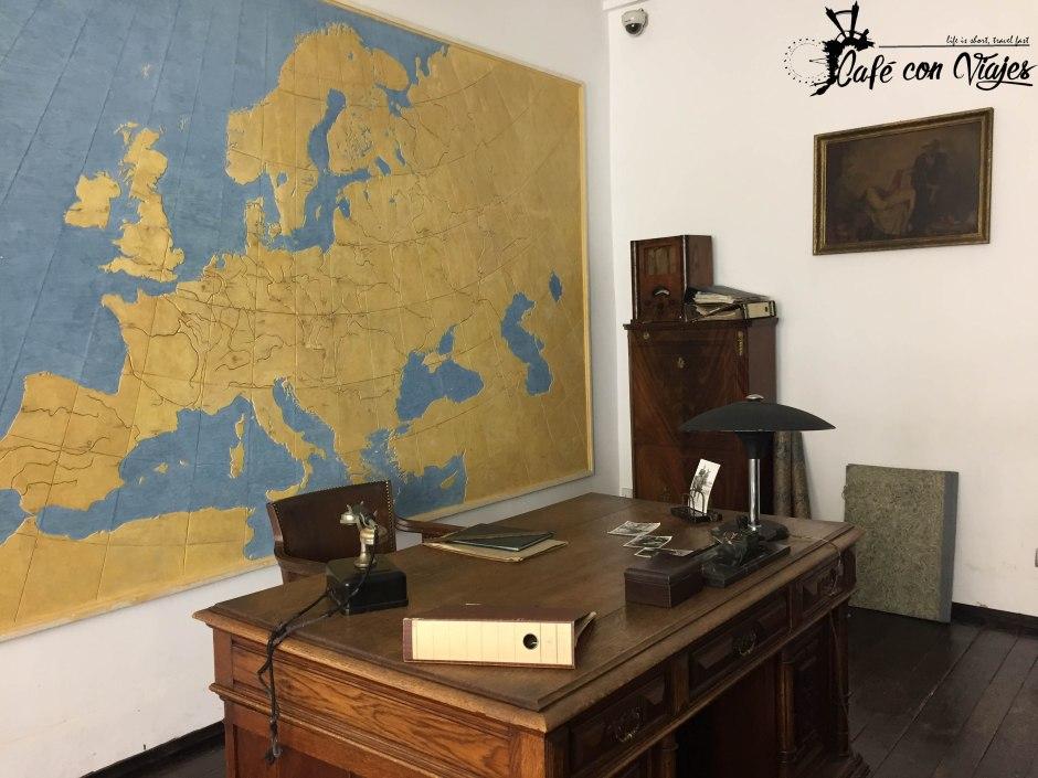 Despacho de Schindler