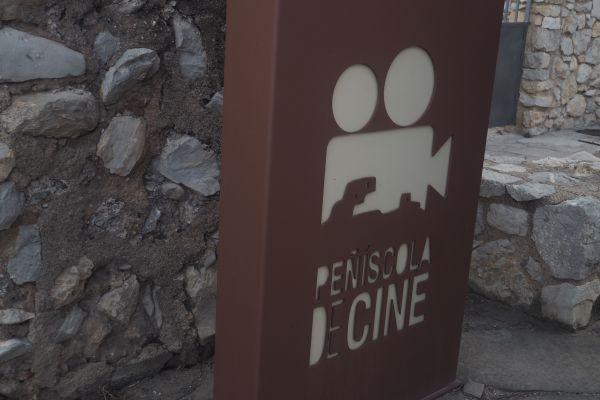 Un día por la Peñíscola de Cine