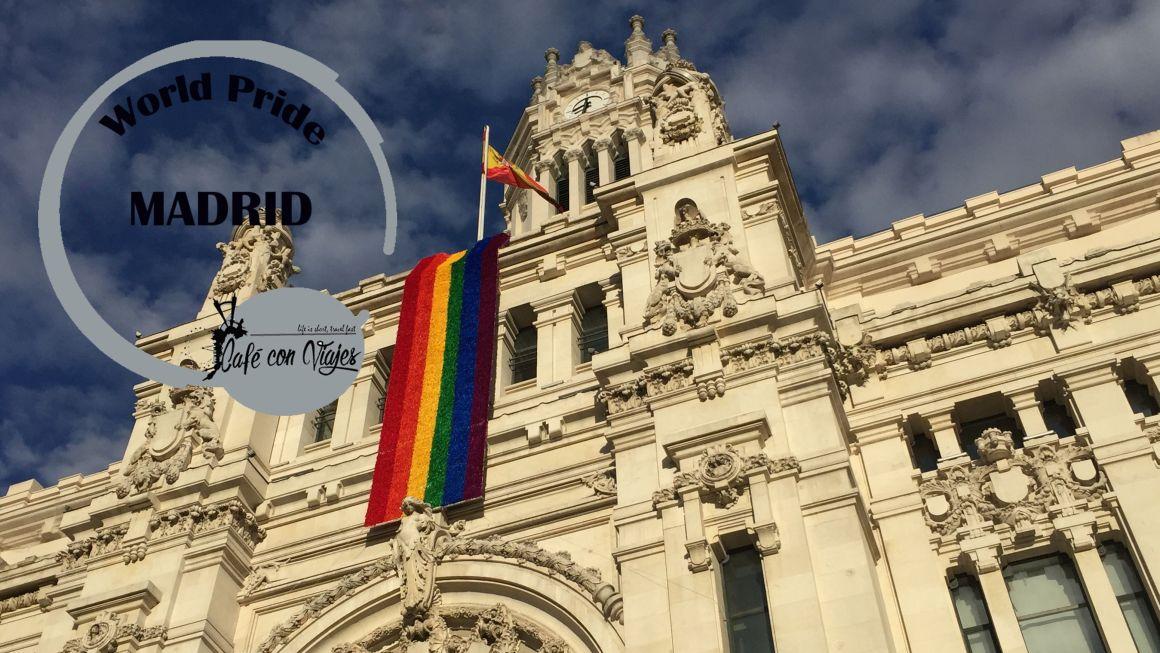 Viviendo el World Pride Madrid 2017