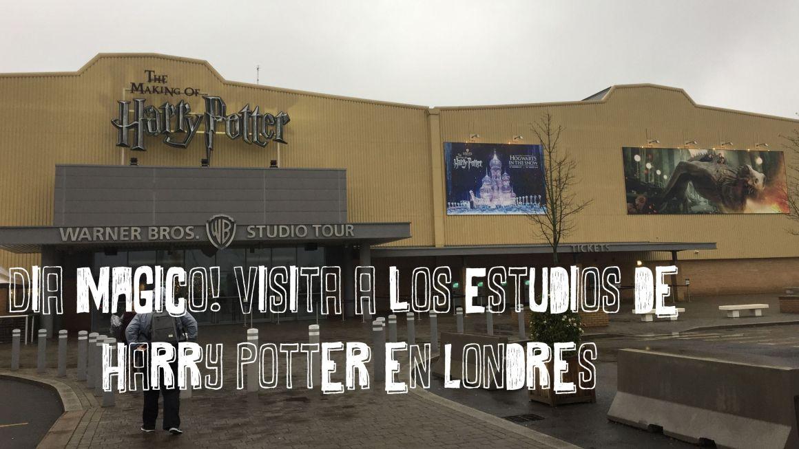 ¡Día mágico! Visita a los Estudios de Harry Potter en Londres