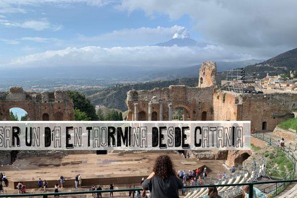 Pasar un día en Taormina desde Catania