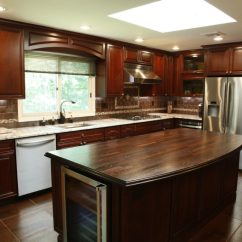 Kitchen Cabinets Knoxville Traditional Furniture Installed Products Gallery – Cafecountertops™   Solid Wood ...