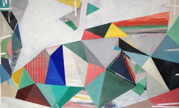 Espacio-y-Color-by-Ángela-Mena-oil-on-canvas-240x162cm