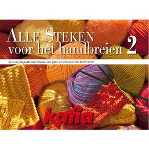Alle steken voor het handbreien 2 - Katia