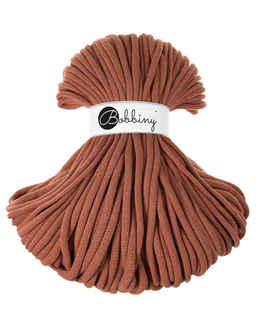 Bobbiny Jumbo - Terracotta