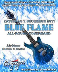 Blue Flame