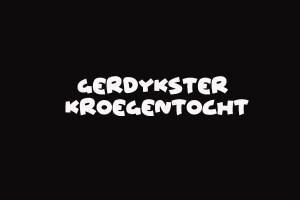 Gerdykster Kroegentocht