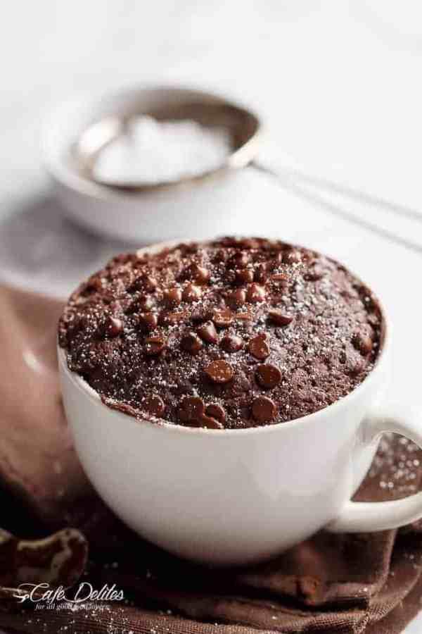 Choc Mug Cake Best