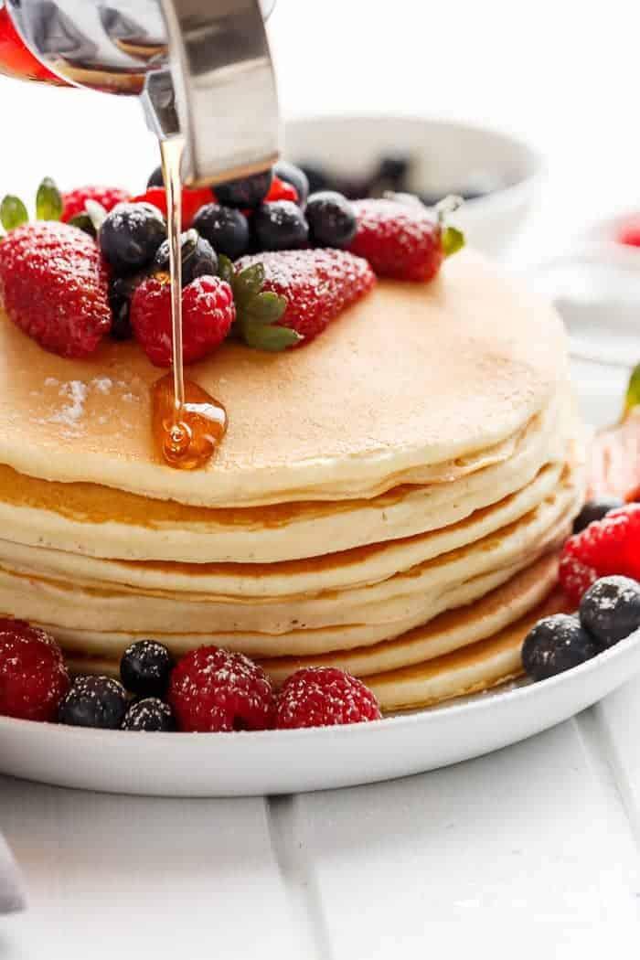 Easy 3 ingredient pancakes cafe delites 3 ingredient pancakes httpscafedelites ccuart Gallery