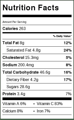 strawberry-rhubarb-crisp-nutrition-label