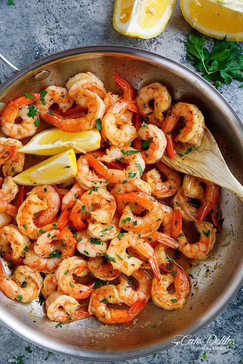 asian lemon pepper recipe shrimp