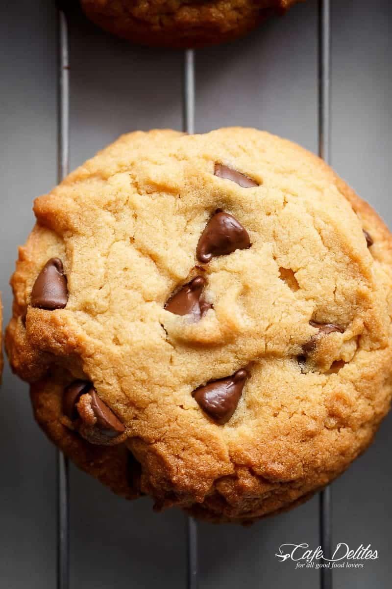 Soft Peanut Butter Cookies Cafe Delites