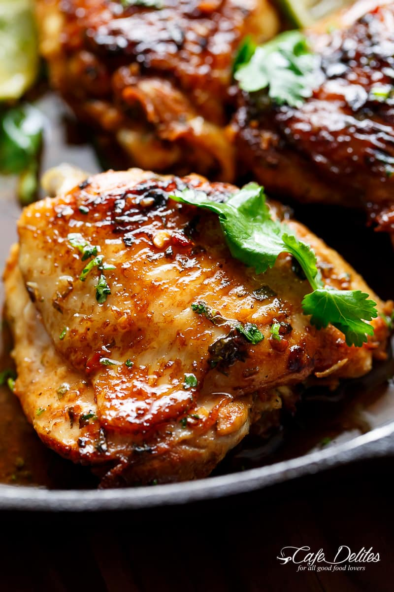 Chicken Thighs Or Breasts?