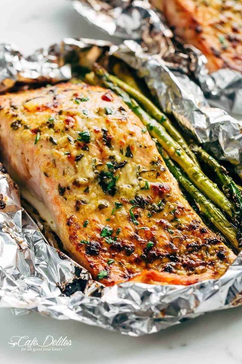 Asparagus Recipes Baked Oven Roasted Butter