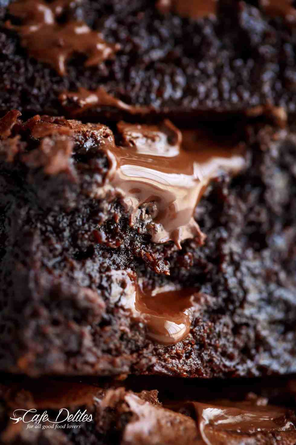 The best ever brownies! | cafedelites.com