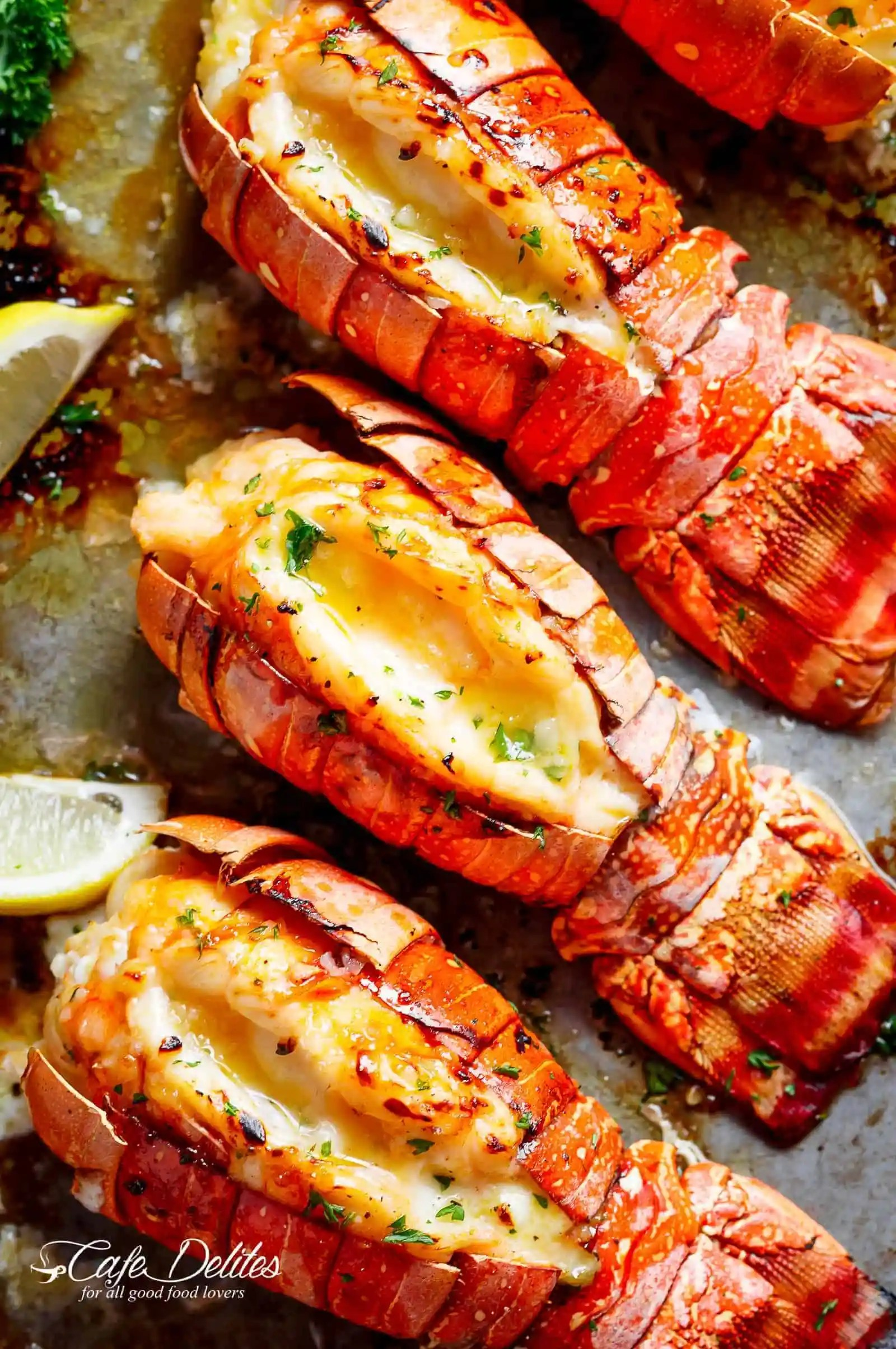Broiled Lobster Tail Recipes Easy | Dandk Organizer