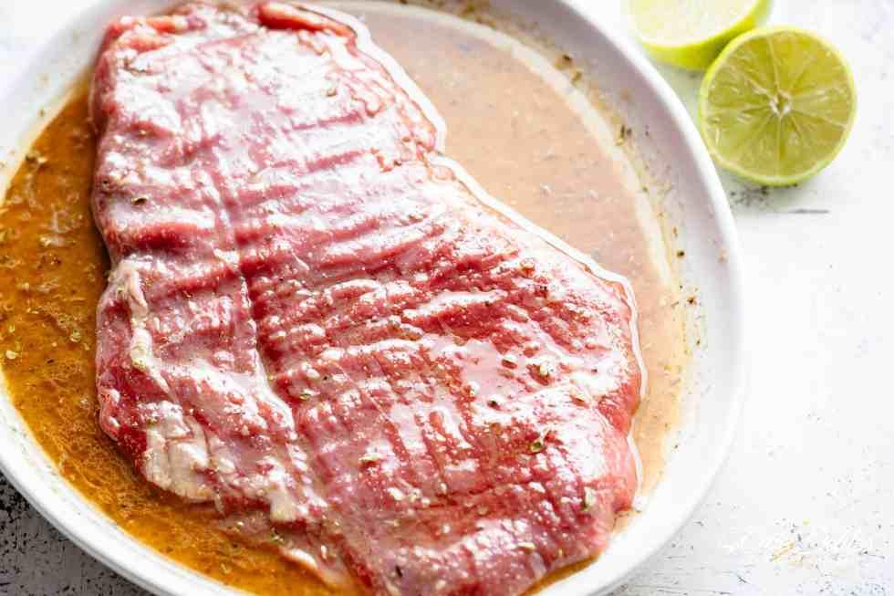 Carne Asada Marinade | cafedelites.com