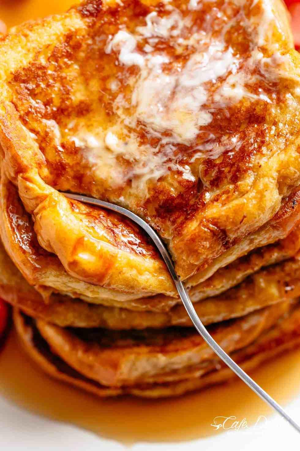 Best French Toast | cafedelites.com