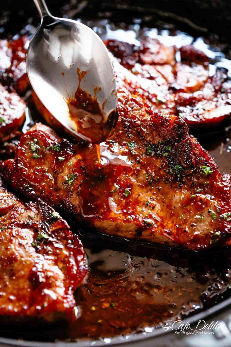 Pork Chops | cafedelites.com