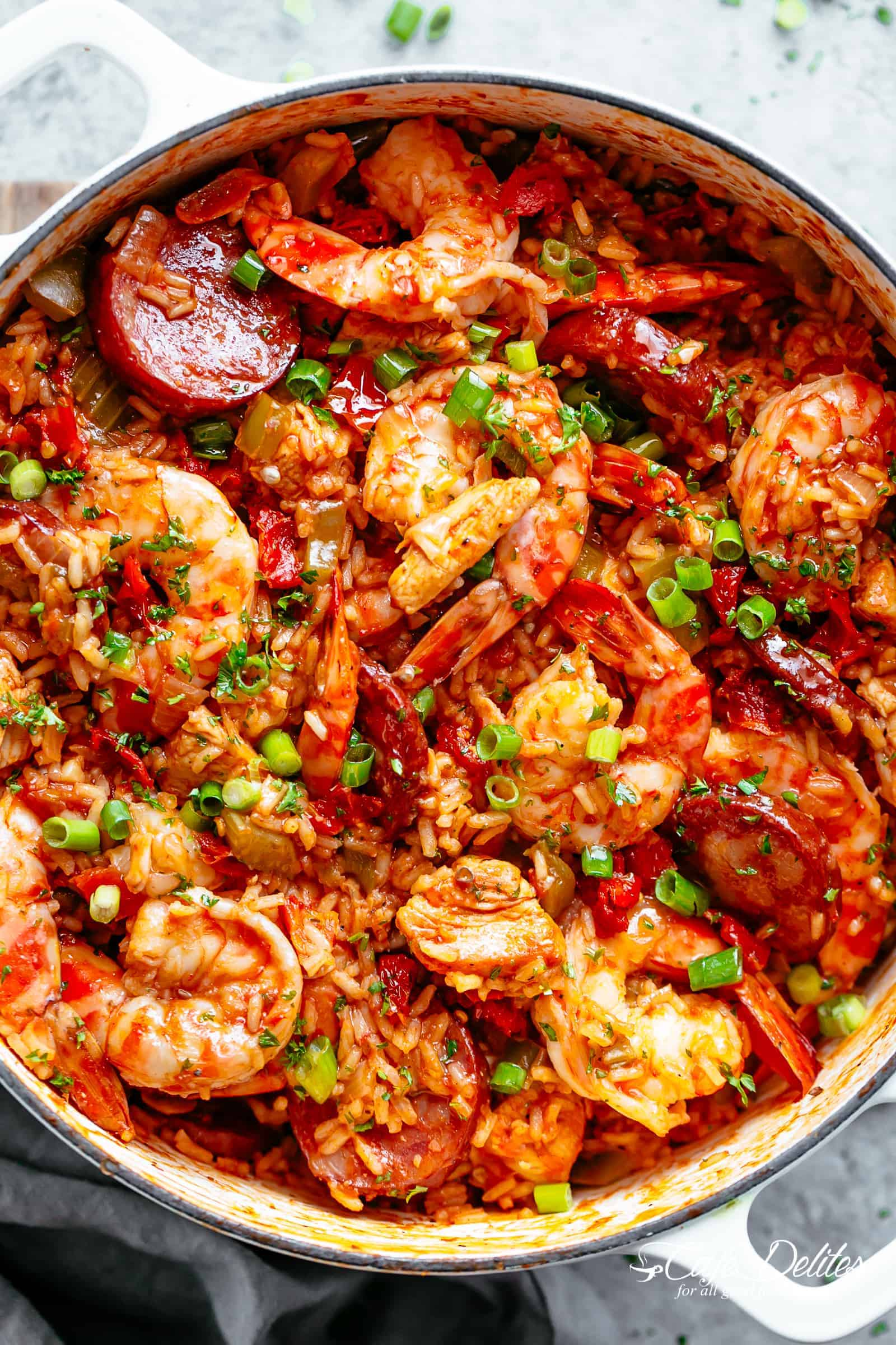 What's Up In Creole : what's, creole, Jambalaya, Delites