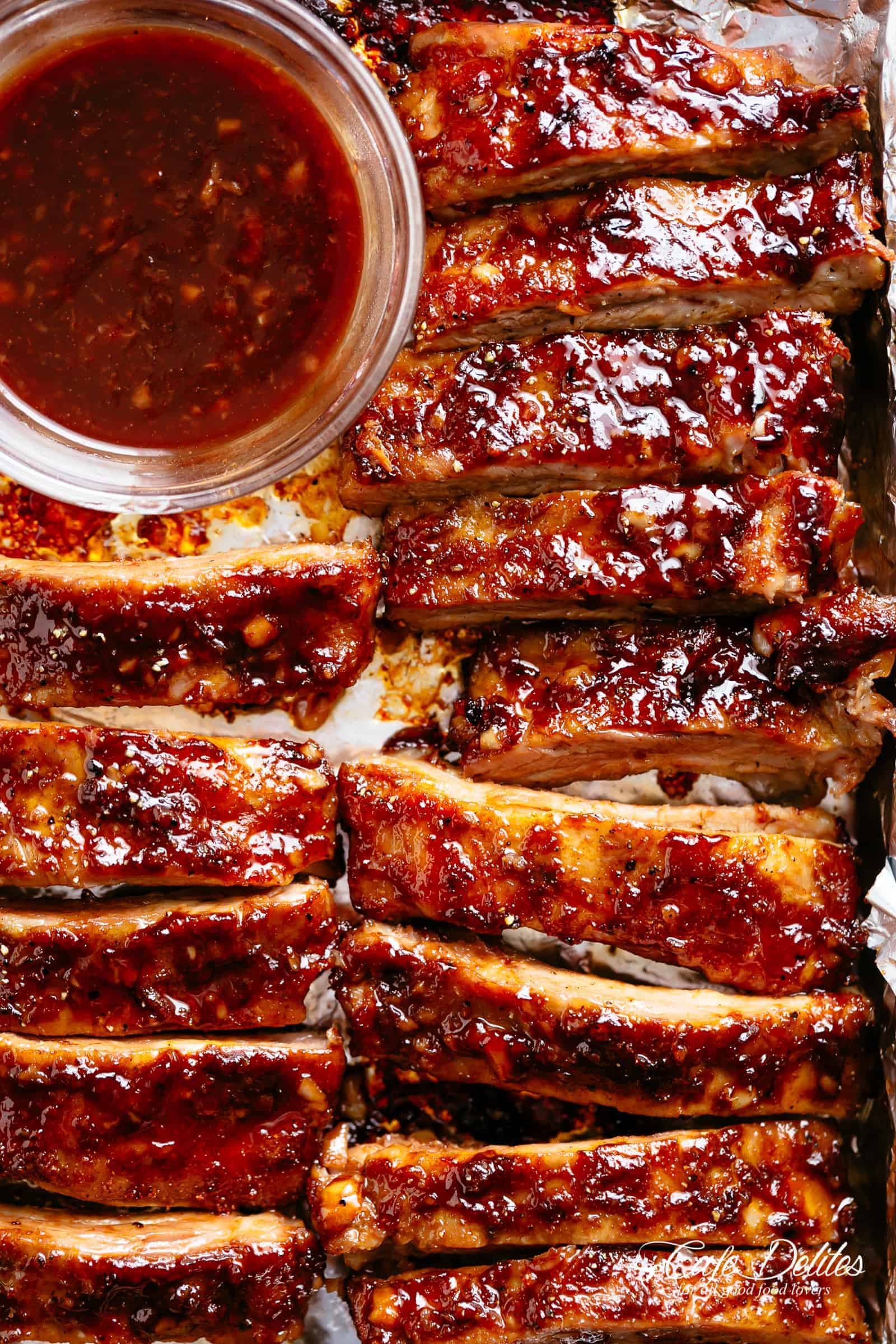 How to cook pork ribs