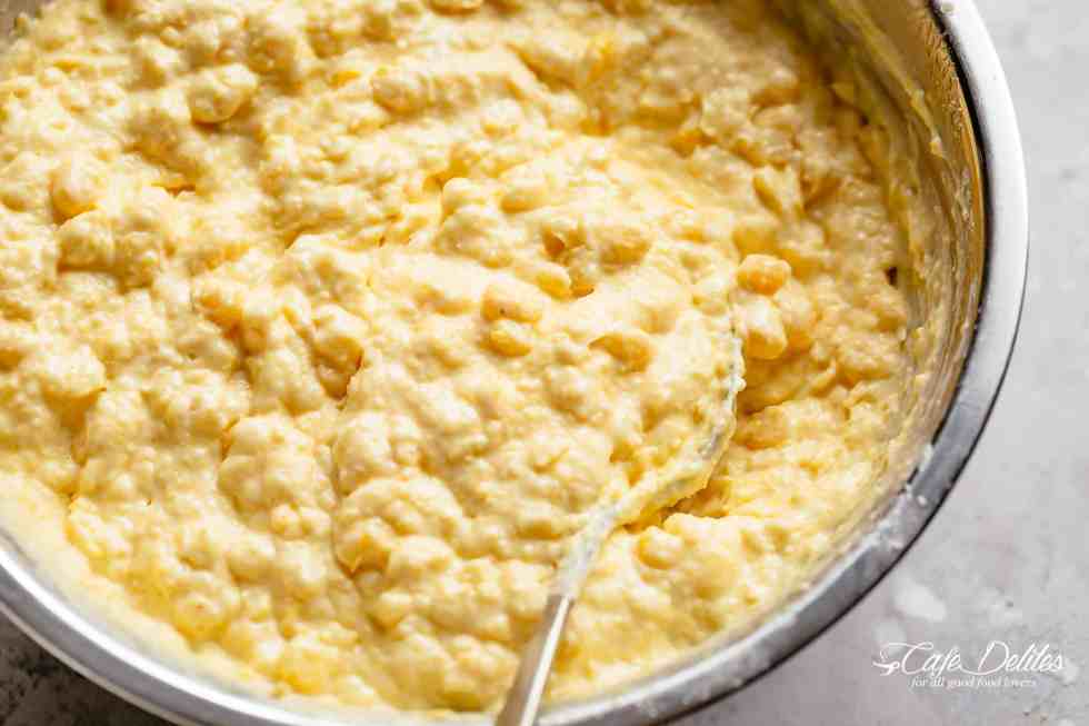 Corn Casserole Batter