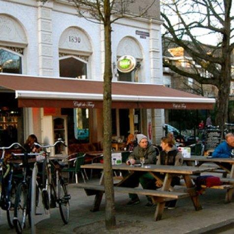 Terras Café de Toog