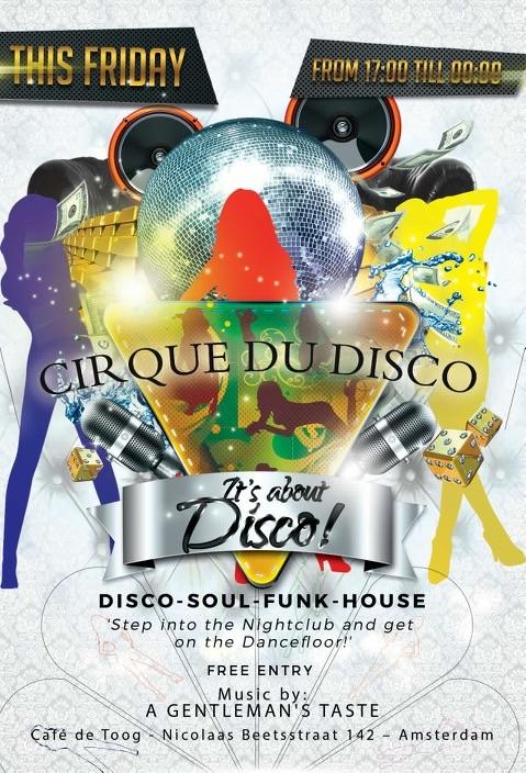 Cirque Du Disco