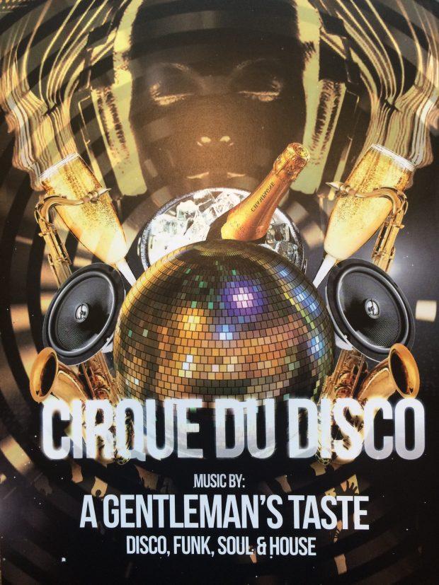 Cirque du Disco!