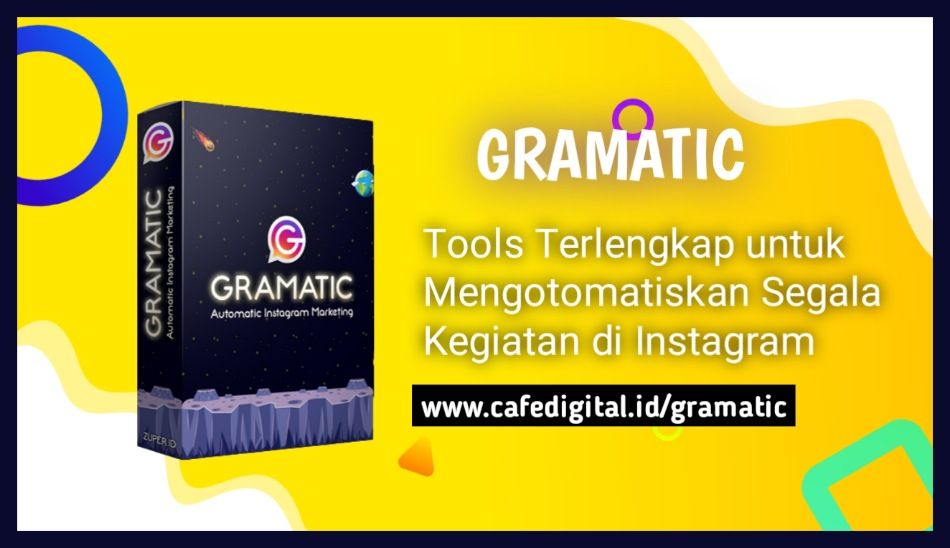 Download Gramatic Tools Automatic Instagram Marketing
