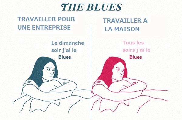 blue salarié freelance