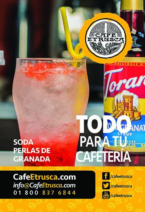 Soda de Perlas de Granada