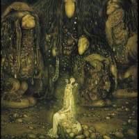 John Bauer och andra illustratörer från sagobokens guldålder