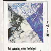 Gnosis: Tidskrift för en andlig kultur (1984–1992) - Ett förebådande tecken i tiden