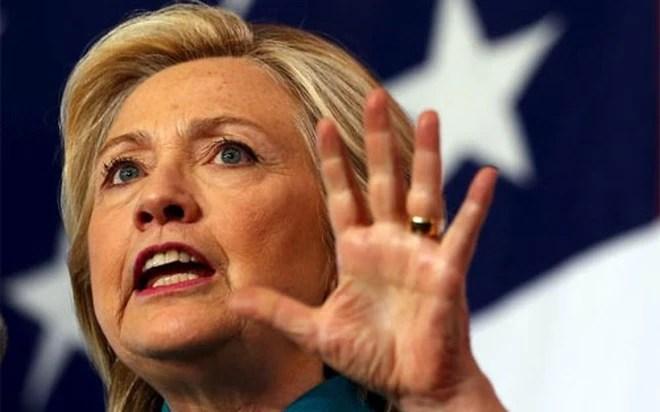 Bà Clinton chính thức lên tiếng về TPP