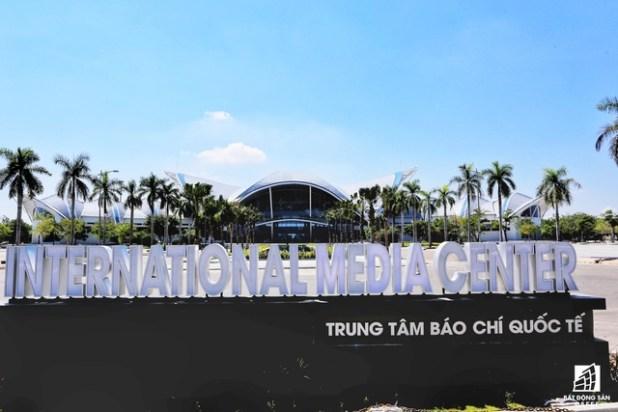 Trung tâm báo chí vừa được khánh thành trong tháng 8/2017