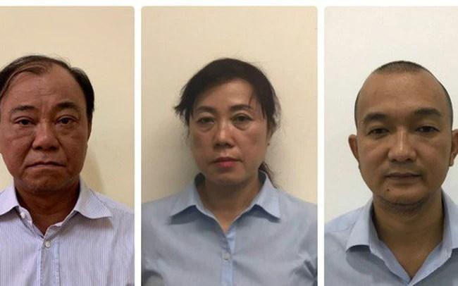 Bộ Công an thông tin việc khởi tố ông Lê Tấn Hùng tội Tham ô và bắt giam thêm 4 bị can