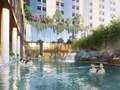 Căn hộ khách sạn khoáng nóng tại Thanh Thủy hút khách hàng gia đình