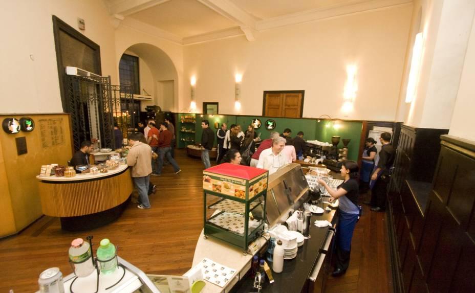 Sao Paolo Brazilian Coffee Musem Museu do Café