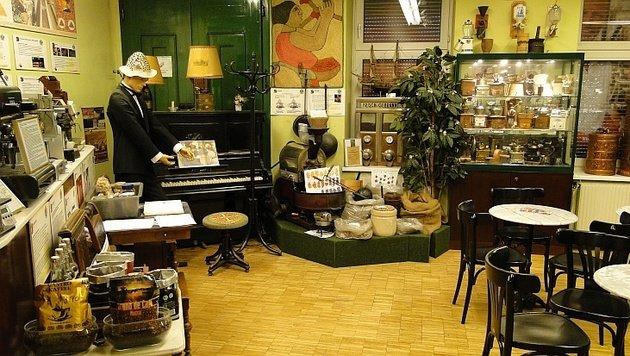 Coffee Museum Wiener Kaffemuseum