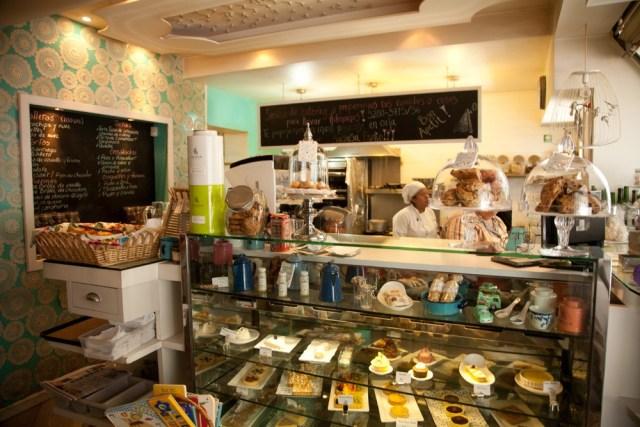 Maison Bellen coffee shop