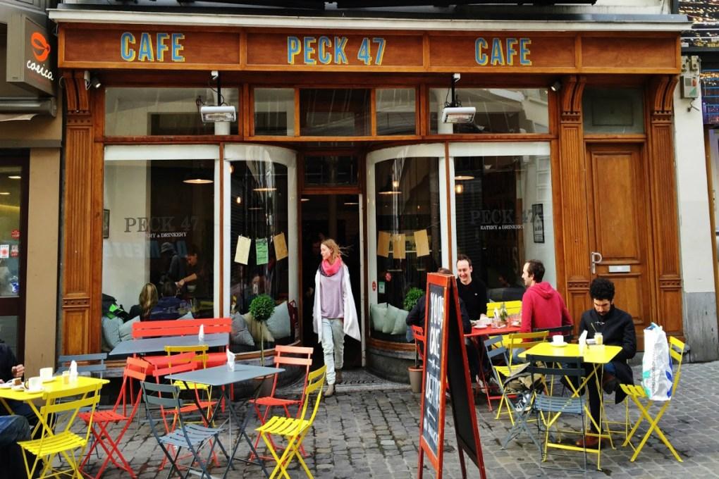 coffee shop Peck 47